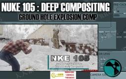 Nuke真实特效深度合成技术训练视频教程