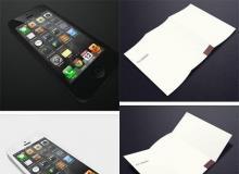 Complete set of mockup templates