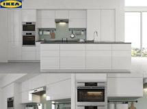 厨房橱柜模型IKEA VOXTORP