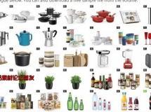 35套厨房物件的3D模型下载