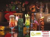 夜店聚会玻璃杯酒瓶装饰3D模型 Evermotion – Archmodels  ...