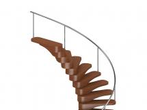 3D楼梯模型 旋转楼梯3D模型 下载