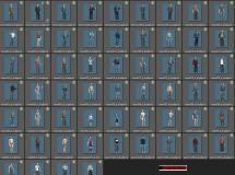 104个 逼真的人体3D人物模型