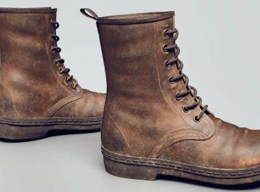 靴子皮革材质教程 Gumroad – Texturing Realistic Leather in Substance Painter Mini Course
