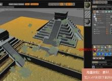 Vue与C4D整合培训视频教程 AsileFX Vue 7 xStream Cinema 4D Integration