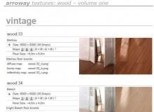 Arroway Wood Vol.1