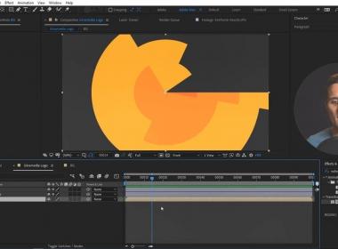 图标Logo制作AE教程 Ukramedia – How to Animate Logos & Icons in After Effects