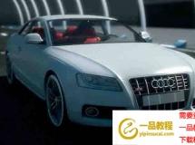 15辆高精度汽车模型集合多种格式 高品质汽车CG模型