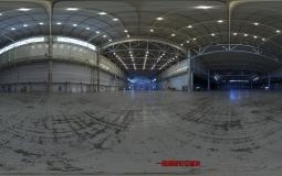 HDRI展览馆贴图360全景8K贴图