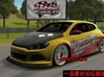 Unity赛车游戏项目制作资料包,Unity Racing Game Kit Pro Sourc