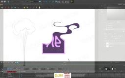 AE绘制自然特殊效果动画视频教程