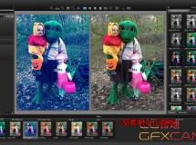 AE/Pr/PS/OFX 滤镜调色插件+独立软件 Digital Film Tools Tiffen DFX 4.0V13 Win64