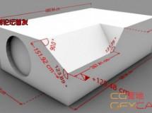 C4D建筑场景绘制距离测量插件+使用教程 Caleidos4D Arch-01 v3.00