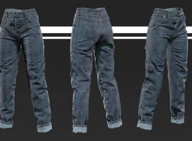 Marvelous Designer牛仔裤建模教程 ArtStation – Tutorial MD Clo3d Realistic Jeans