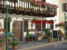 3DMentor – HD Flowers vol. 3 花卉模型下载