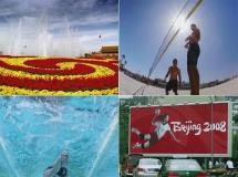 北京奥运实拍视频素材