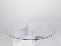 3D茶几模型 玻璃茶几3DMAX模型