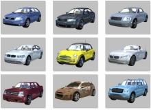 DOSCH 3D-高精度汽车模型