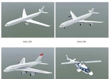 Dosch 3D Airplanes