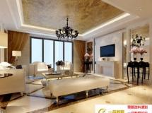 现代客厅家装设计