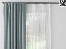2018新款窗帘模型 高品质3D模型