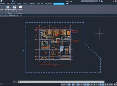 AutoCAD 2022基础入门介绍教程 Lynda – AutoCAD 2022 Essential Training