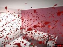 玫瑰花束花瓣飘散动画AE模板—Videohive Valentines Flower Powe