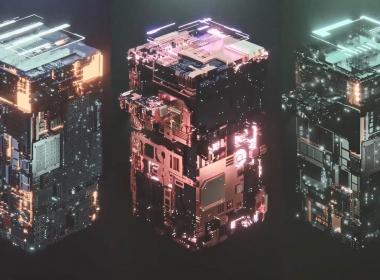 Blender科幻方块动画教程 Skillshare – Animate a 3D Futuristic Cuboid in Blender