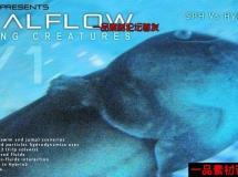 Realflow流体生物特效制作视频教程第一季,cmiVFX Living Creatu