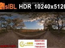 高清完整天空环境HDRI全景贴图合集第一季