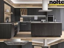 厨房橱柜模型 NOLTE NEO CHALET 诺尔特(德国)kutchen品 ...