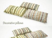 3D抱枕模型 宜家棉质抱枕3D模型