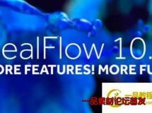 流体软件 NextLimit RealFlow 10.5.3.0189 Win替换破解版