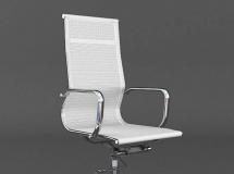 3D办公模型  办公室椅子3D模型