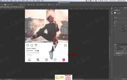 PS蒙版初学者图像处理实例视频教程