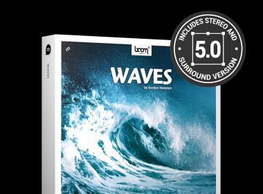 大海波浪海浪水流环绕立体wav无损音效 waves