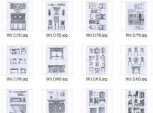 CG模型素材下载 【332M】欧洲古典装饰图案百度网盘下载