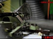 纺织车间高清实拍视频素材