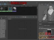 游戏人物角色Maya展UV教程 Pluralsight – UV Mapping Game Characters in Maya