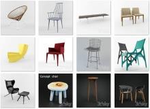 3dsky - 椅子沙发 4