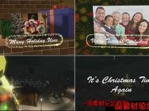 圣诞节节日祝福模板——968 Christmas_Themed_Displays