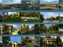众森国际花园渲染镜头