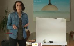 室内产品道具拍摄技巧及后期处理视频教程