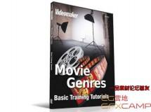 电影拍摄基础理论知识教程 Videomaker – Movie Genres Basic Training