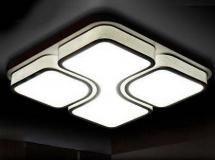 3D吸顶灯模型  led吸顶灯客厅灯现代简约主卧室灯具下载