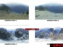 水下海底世界HDRI环境反射贴图合辑,DOSCH HDRI Underwater