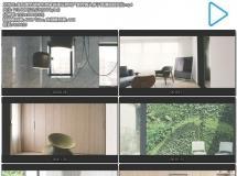 室内建筑装修布局家居摆设房地产宣传镜头房子高清视频实拍