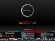 电影后期调色软件 Assimilate SCRATCH v7.0.766 (Win/Mac) XForce