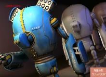 《MARI机器人贴图技术视频教程》英语版