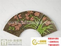3D饰品模型  墙面挂饰品模型,有新意的东西高品质 3D模型下载
